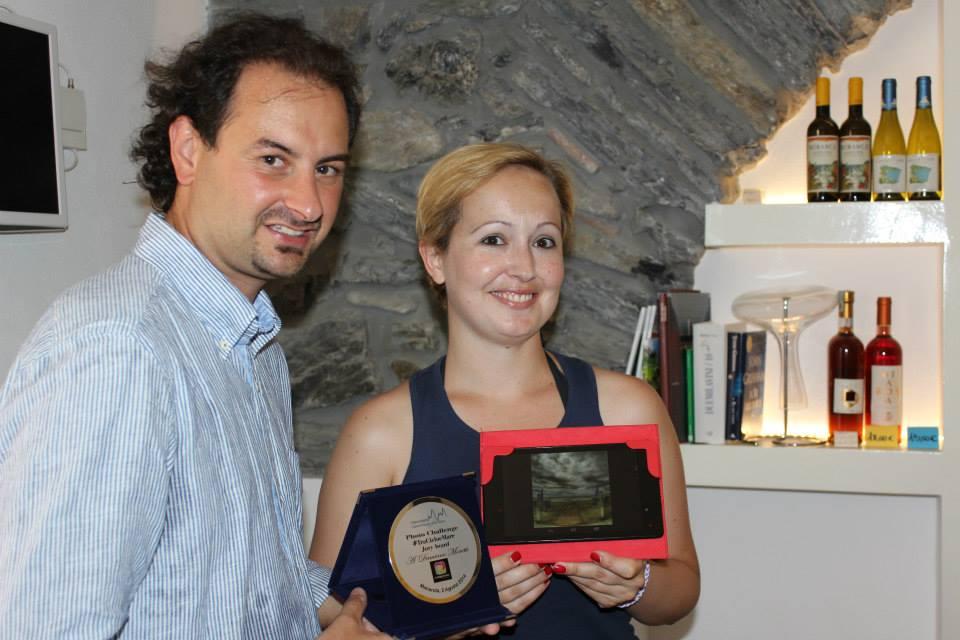 Silvia Lanfranchi e Leonardo D'Imporzano