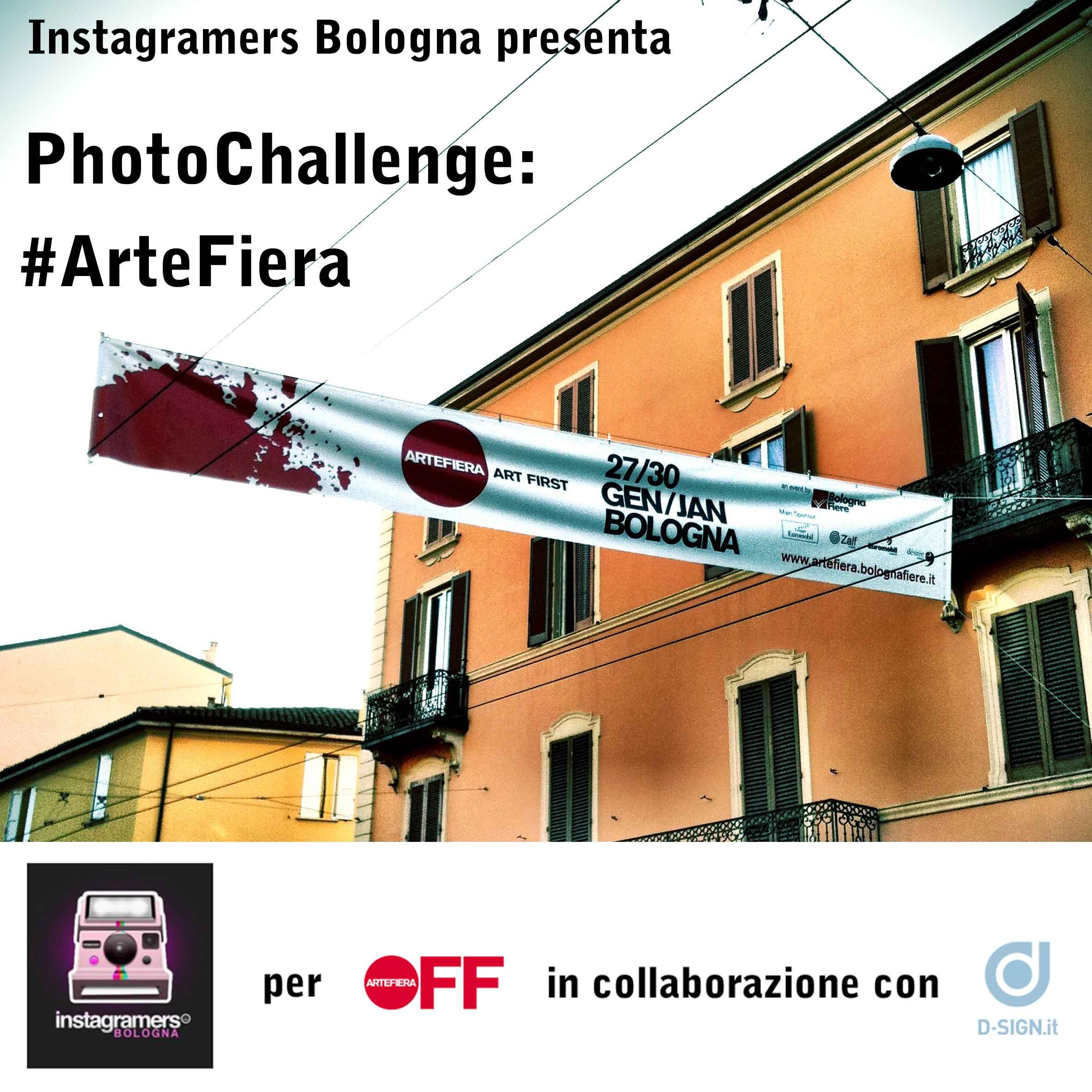 Challenge ArteFiera @IgersBologna