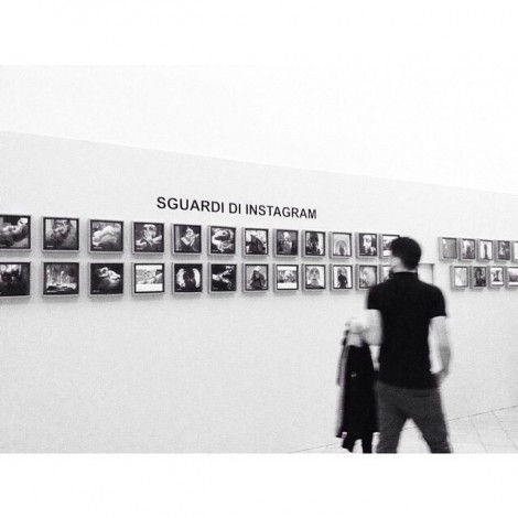 101 Sguardi di Instagram, mostra fotografica a Napoli