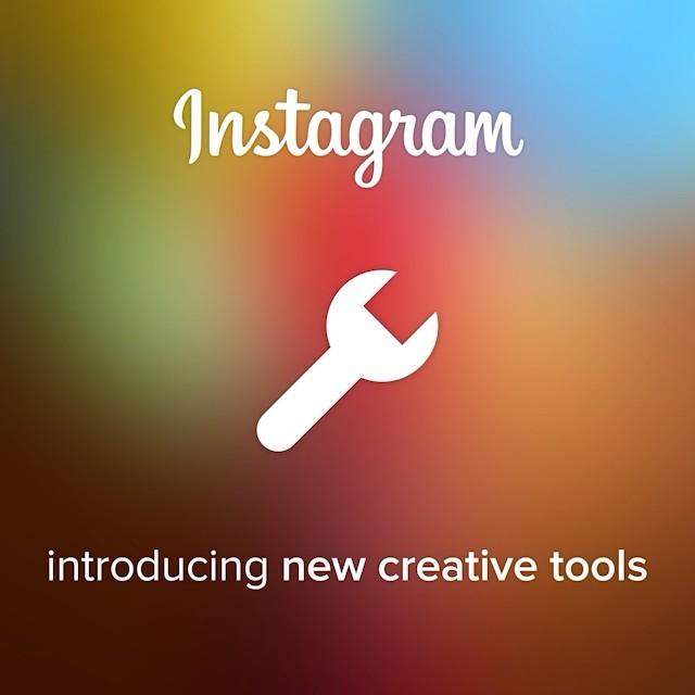 Instagram 6.0: ora le app di fotoritocco non servono più