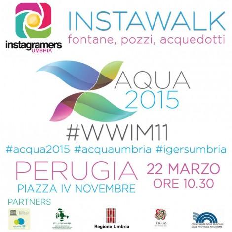 WWIM11 in Umbria per Acqua2015