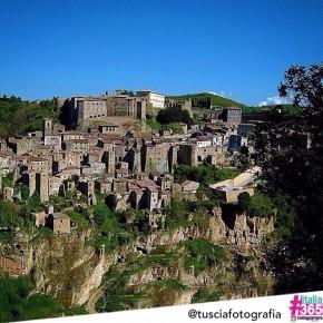 #italia365 Sorano (Grosseto) - @tusciafotografia