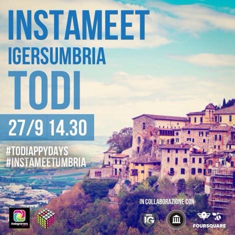 Instagramers ai Todi Appy Days: Academy e Instameet