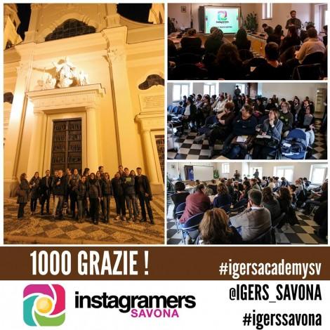 Prima Igers Academy savonese: missione compiuta!