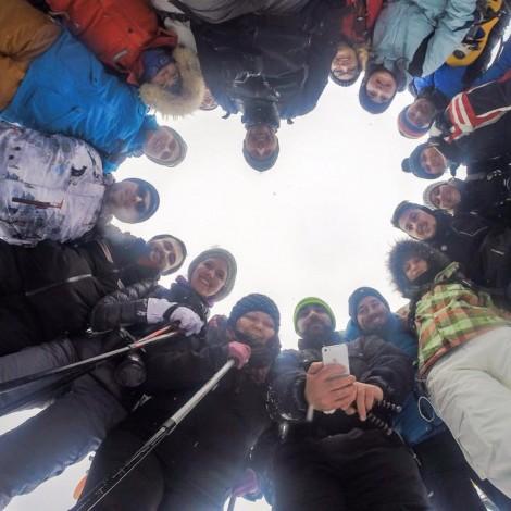 CiaspolataMeet. Un incontro sulla neve per IgersFVG