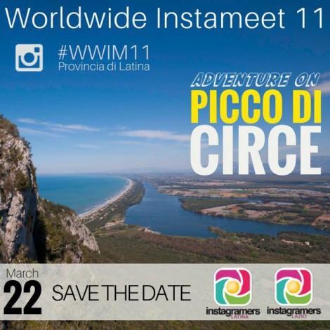 WWIM11 in Lazio al Picco di Circe