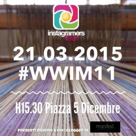 Il #wwim11 con IgersLameziaTerme