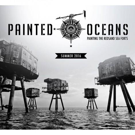 Painted oceans: la storia si impara con la street art