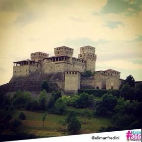#italia365 @elimanfredini - Castello di Torrechiara (Parma)