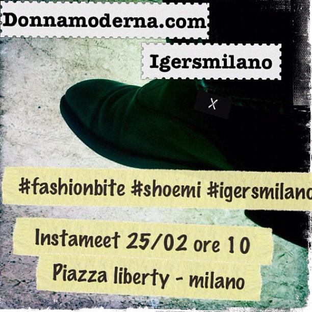 Instameet a Milano
