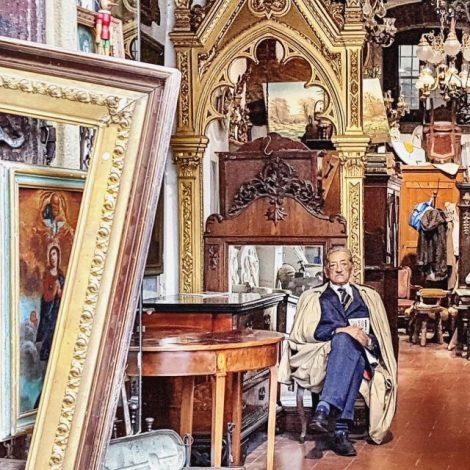 Mostra fotografica e premiazione contest di Igers Italia sulla Fiera Antiquaria di Arezzo