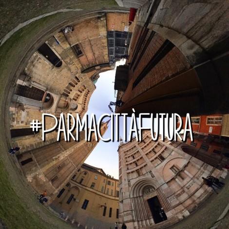 Fotografa la tua visione di #ParmaCittàFutura