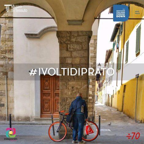 #iVoltidiPrato una mostra ed un catalogo per aiutare l'AIPD