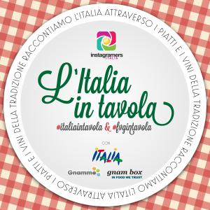 Locandina Italia in Tavola