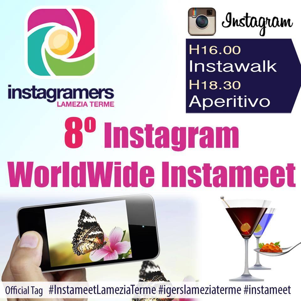 8^ Instagram Worldwide Instameet anche a Lamezia Terme!