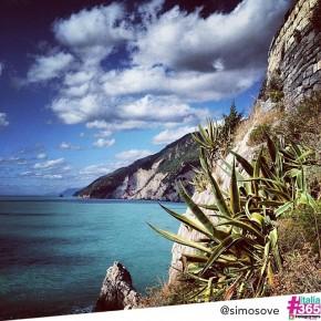 Golfo dei Peeti (La Spezia) - @simosove