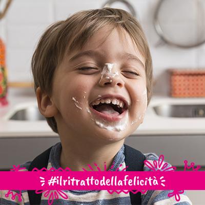 Facciamo il pieno di allegria con #ilritrattodellafelicità