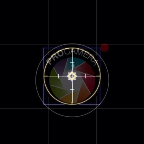 I controlli manuali di ProCamera 8