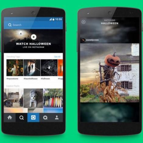 Instagram lancia una sezione di contenuti scelti a tema