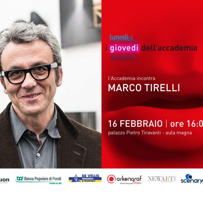 Igers_Frosinone incontra l'artista Marco Tirelli