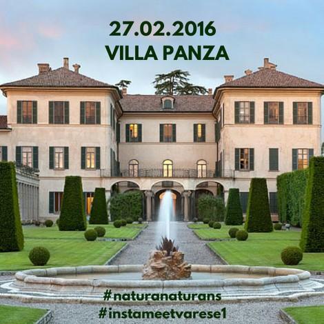 Visita a Villa Panza: ecco il primo instameet di IgersVarese