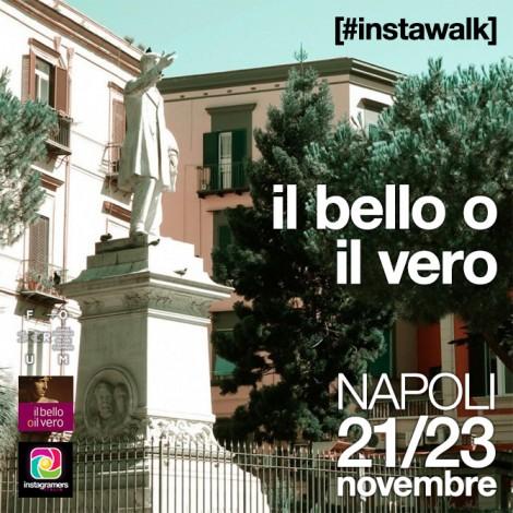 """""""Il bello o il vero"""": la scultura napoletana in un Instawalk con IgersNapoli"""