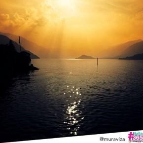 Lago di Como - muraviza