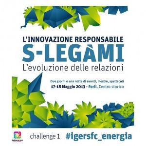 S-LEGAMI: L'Innovazione Responsabile e Notte Verde a Forlì
