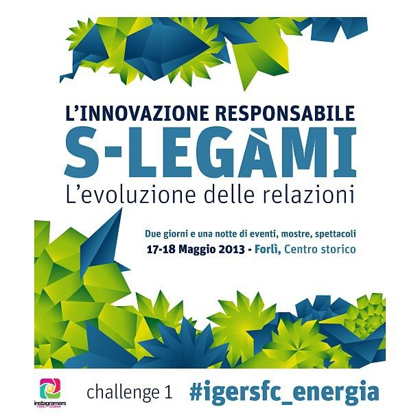 S-LEGÀMI: l'Innovazione Responsabile e l'evoluzione delle relazioni