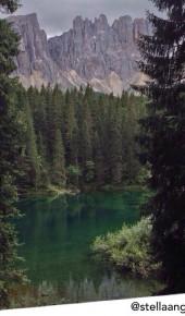 #italia365 Lago di Carezza (Bolzano) - @stellaangioni