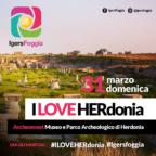 #ILOVEHERdonia, alla scoperta degli scavi archeologici di Herdonia
