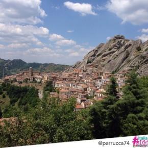 #italia365 @parrucca74 - Castelmezzano (Potenza)