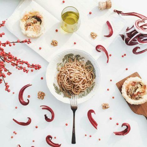 #RadicchioChallenge – Il fiore d'inverno cucinato dalle community venete