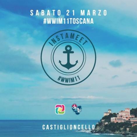 WWIM11 in Toscana: missione Castiglioncello