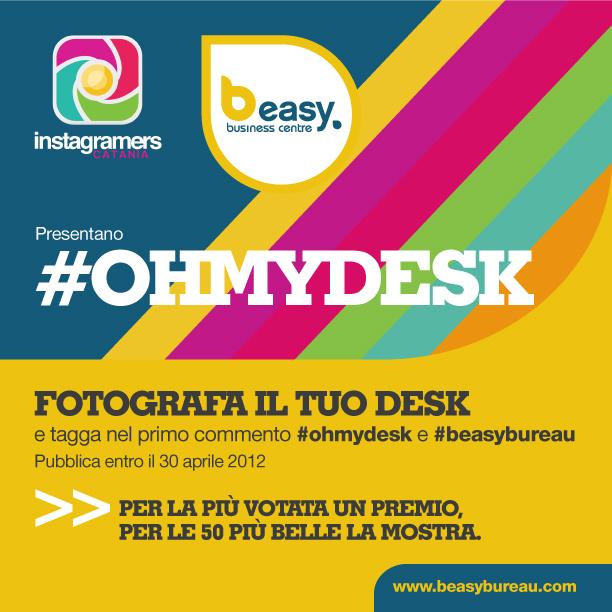 #OHMYDESK