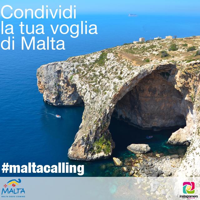 Pubbliredazionale:: MaltaCalling, condividi la tua voglia di Malta