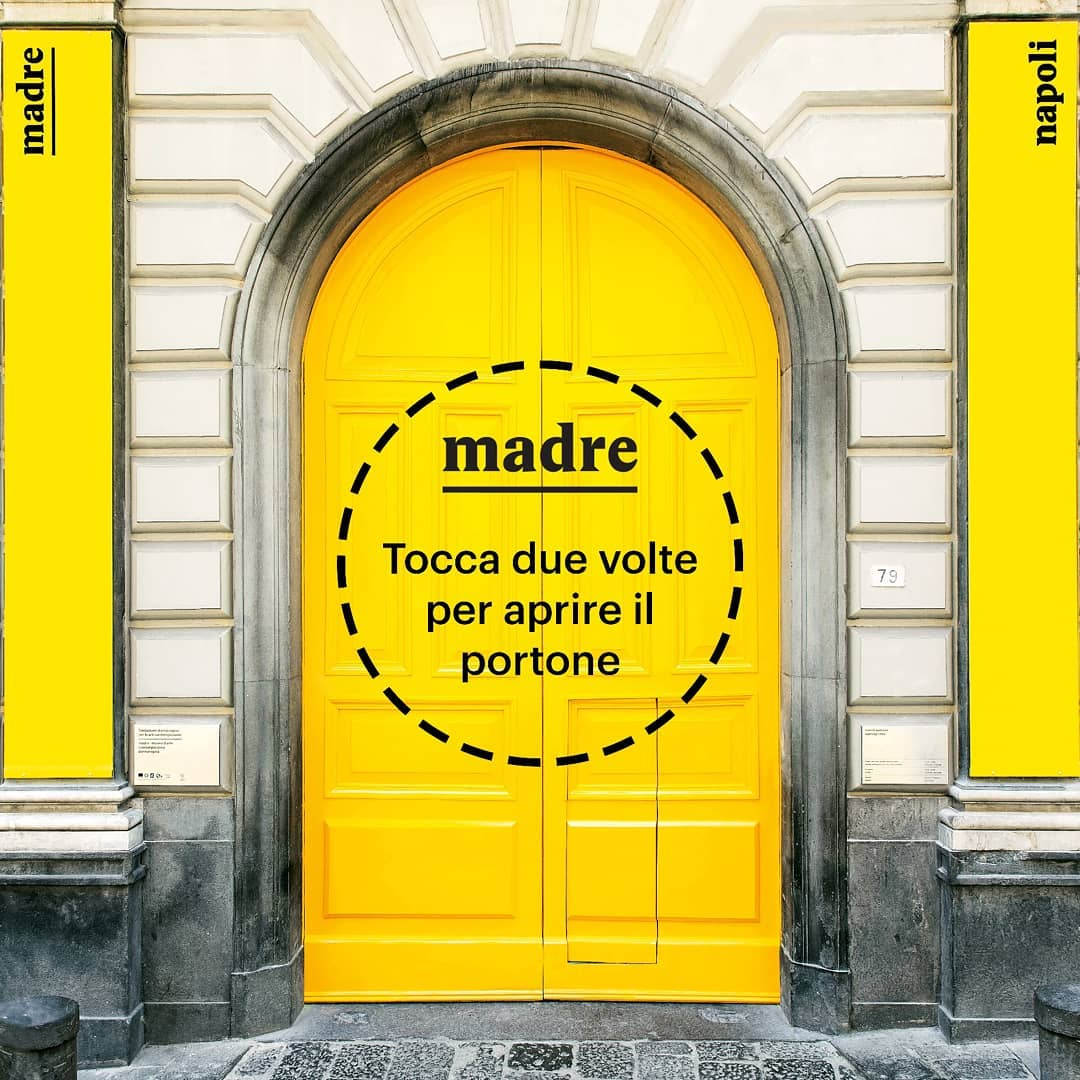 igersitalia museo madre gratis
