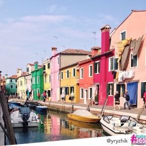 #italia365 @yryzhik - Burano