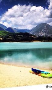 #italia365 Lago di Castel San Vincenzo (Isernia) - @tizy_83