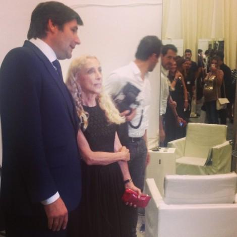 Vogue Fashion Night Out. A Roma anche Franca Sozzani