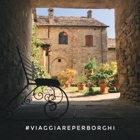 Viaggia, scatta e racconta i borghi d'Italia con #viaggiareperborghi