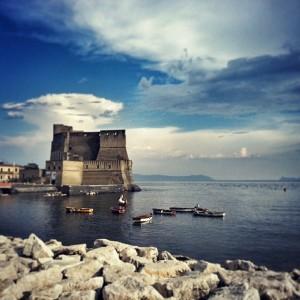 Castel dell'Ovo. Napoli. Foto @alessandrapolo