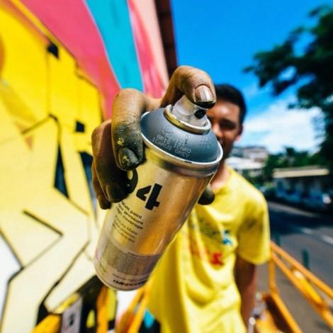 Montana Colors: bombolette spray e graffiti da condividere su instagram!