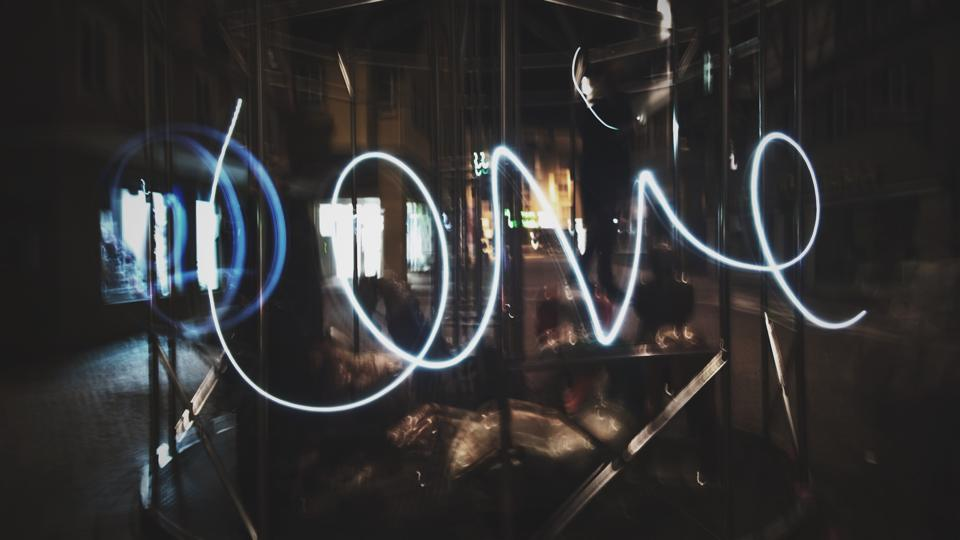 Long exposure photo taken with Lumia 1020