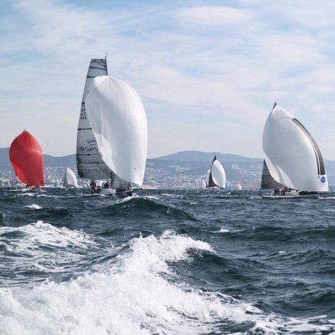 #Barcolana48, la grande festa della vela di Trieste, vista dagli igers del Friuli Venezia Giulia