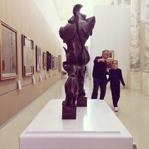 @moscerina Museo del Novecento, Boccioni