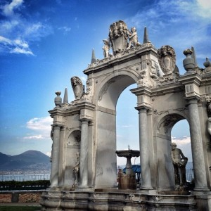 Napoli. Foto di @Valeriofor