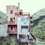 @whoisnemos, Pizzo Sella Art Village 2015