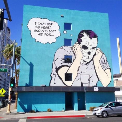 D-Face: lo street artist del #POP su Instagram