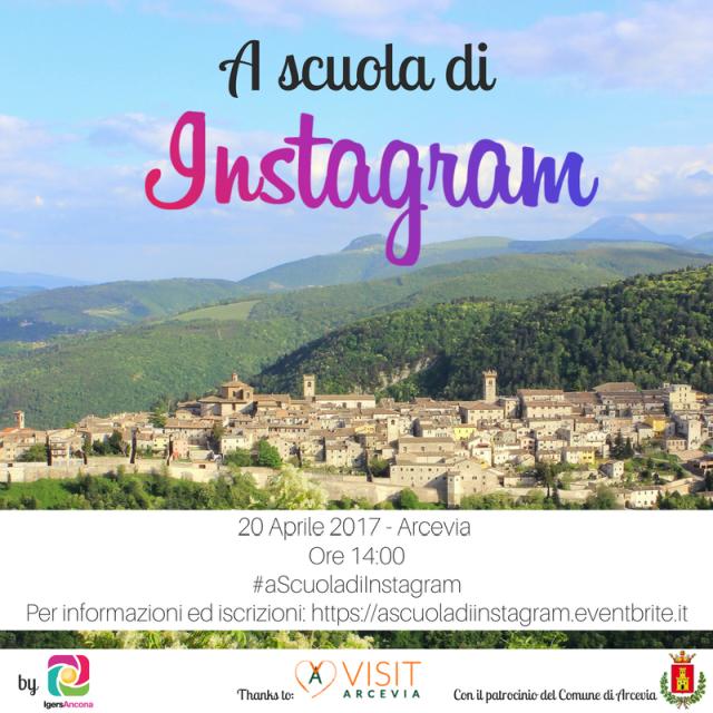 A Scuola di Instagram: formazione by IgersAncona